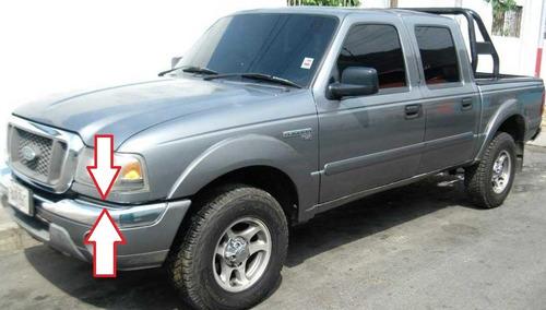 filler inferior faro izquierdo ford ranger 2001-2005