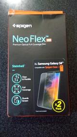 on sale 6eb52 26ea7 Film De Pantalla Samsung S8 Spingen Neo Flex Hd