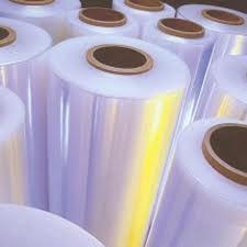 film de polietileno cristal 2 x  50 mts x 200 micrones