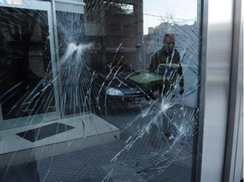 film de seguridad antivandalicas - laminas para vidrios