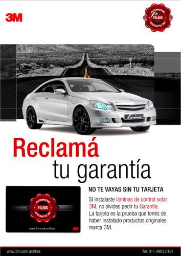 film de seguridad antivandalico 3m sh7 auto ch. me