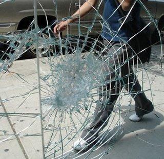 film de seguridad para vidrios y ventanas - evite accidentes