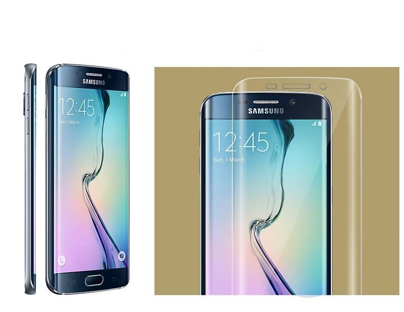 35897cf104e Film Glass Vidrio Templado Para Samsung S6 Edge Plus Curvo - $ 99,99 ...