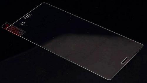 film gorila glass sony xperia z3 vidrio templado protector