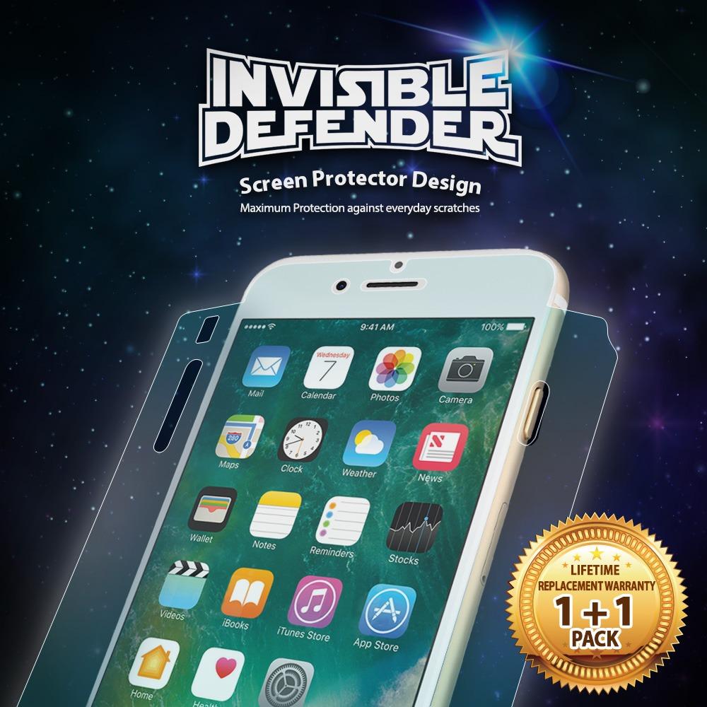 48defad7fc4 film iphone 7 8 & 7 8 plus ringke invisible defender full x2. Cargando zoom.