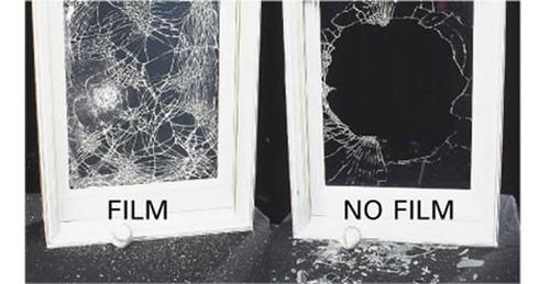 film láminas antivandálica - lámina seguridad vidrios
