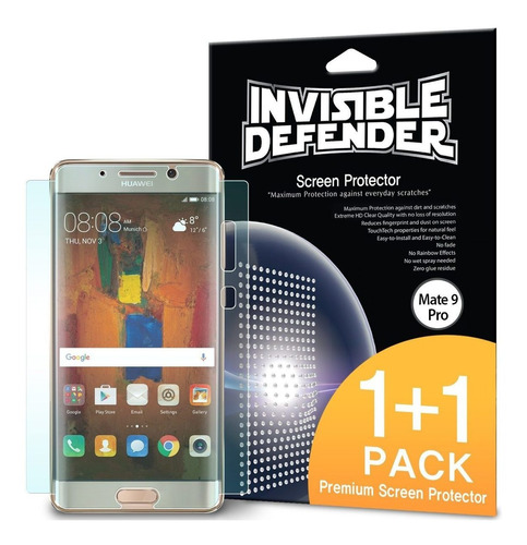 film mate 9 pro invisible defender ringke® full cover x2