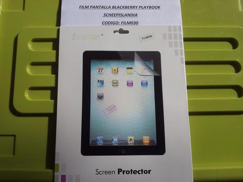 film pantalla blackberry playbook film030