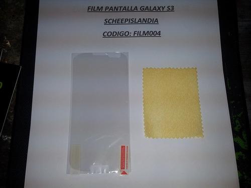 film pantalla galaxy s3 film004