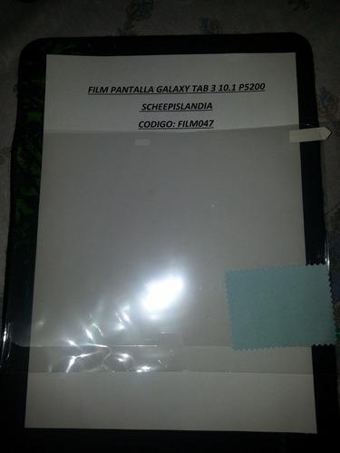film pantalla galaxy tab 3 10.1 p5200 film047