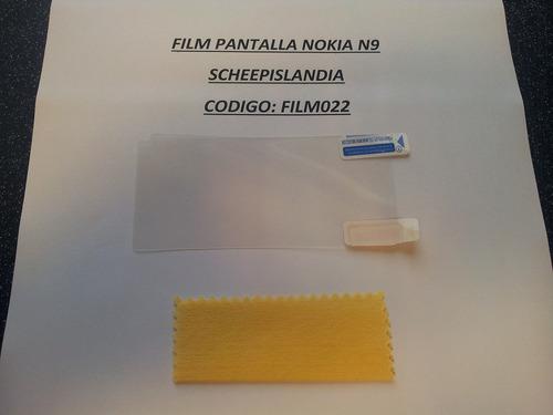 film pantalla nokia n9 film022