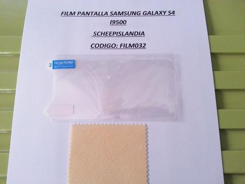 film pantalla samsung galaxy s4 i9500 film032
