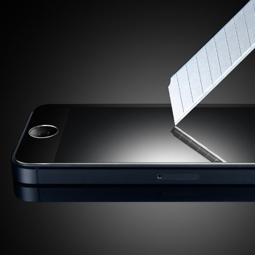 film pantalla vidrio blindado templado iphone 4 4s iphone 5