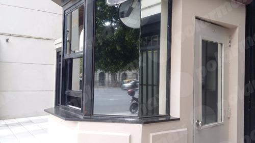 film polarizado espejado plata p/ vidrios y ventanas
