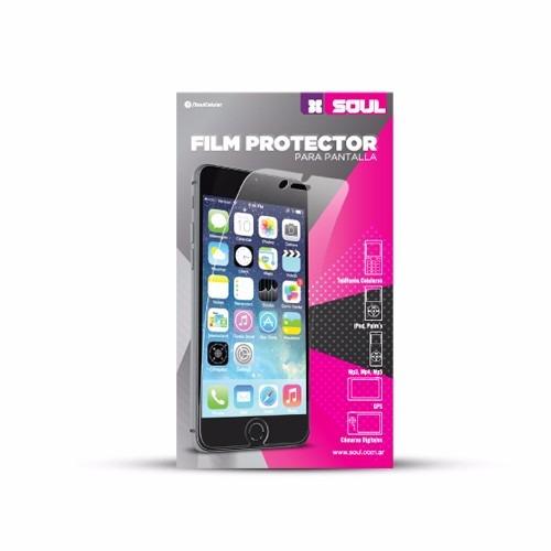 film protector de pantalla 20u x $5c/u