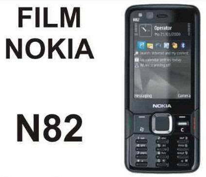 film protector de pantalla a medida para nokia n82 - nnv