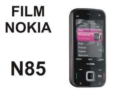film protector de pantalla a medida para nokia n85 - nnv