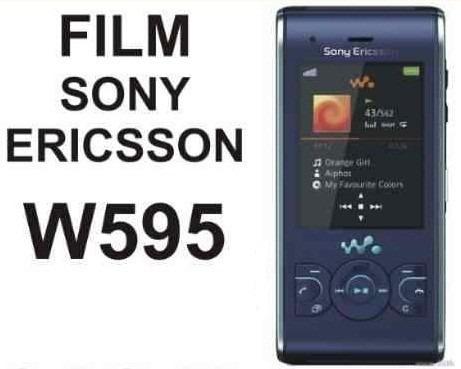 film protector de pantalla a medida para sony ericsson w595