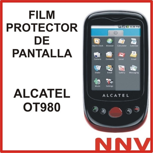 film protector de pantalla alcatel ot980 - nnv
