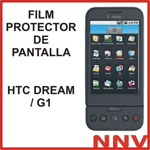 film protector de pantalla htc dream g1 - nnv