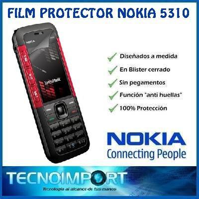 film protector de pantalla nokia 5310