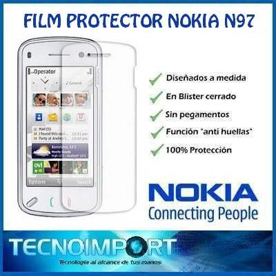 film protector de pantalla nokia n97
