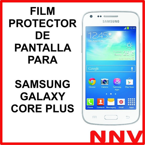 film protector de pantalla samsung galaxy core plus g350 nnv