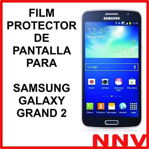 film protector de pantalla samsung galaxy g7102 grand 2 nnv