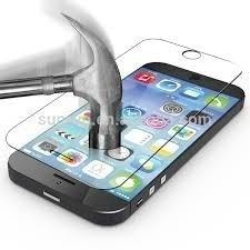 film protector glass vidrio templado iphone se, 5, 5s