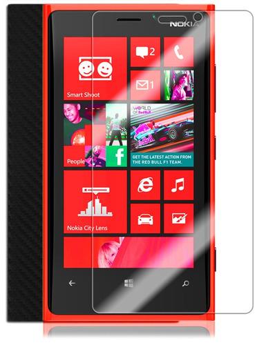 film protector pantalla a medida nokia lumia 920