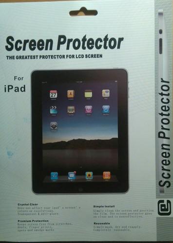 film protector para ipad