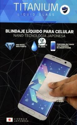deed9972688 Film Protector Universal Para Pantalla Celular Liquida Gel - $ 569 ...