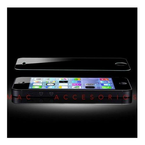 film protector vidrio templado gorila glass iphone 5 5s se