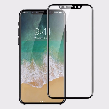 film protector x vidrio templado iphone x cover glass screen