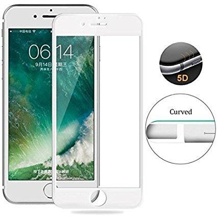 230a7c2b3cf Film Templado 5d 9h+ iPhone 6 6s Plus Protector Vidrio Curvo - $ 579 ...