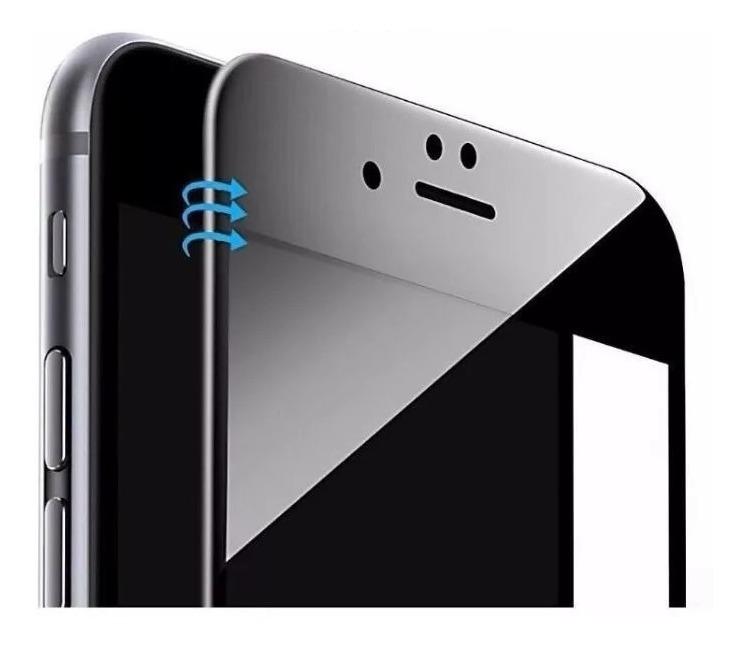 df4a653a8eb Film Vidrio Templado 5d Curvo iPhone 6 7 8 Plus Xs Xr Xs Max - $ 220 ...