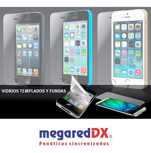 film vidrio templado celular iphone 7 plus - factura a / b