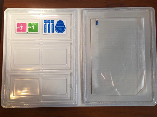 film vidrio templado para tablet 10 pulgadas universal glass