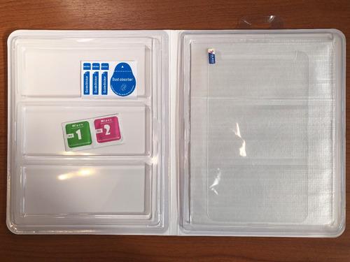 film vidrio templado para tablet 9 pulgadas universal glass