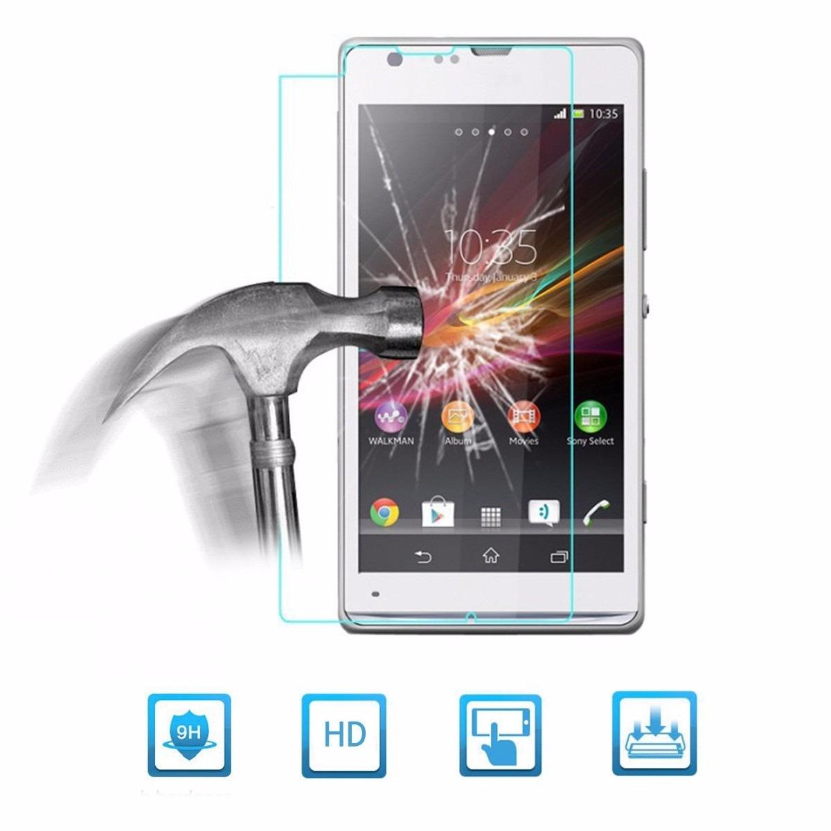 7c91c87bf4d Film Vidrio Templado Protector Pantalla Nokia Lumia 640 - $ 35,00 en ...