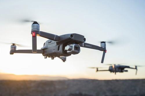 filmación con dron dji mavic pro 2-4k