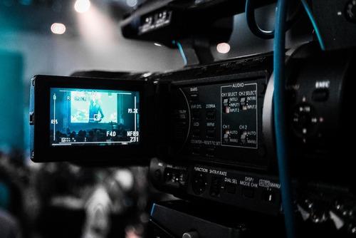 filmación de eventos a tres cámaras , mix en vivo switcher