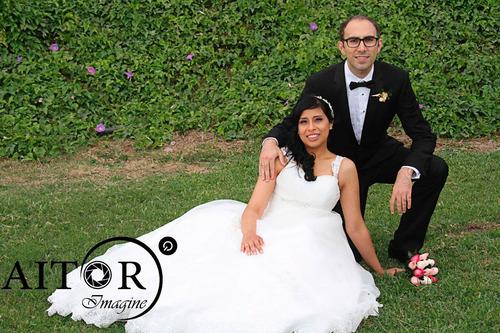 filmación & fotografía profesional - matrimonio