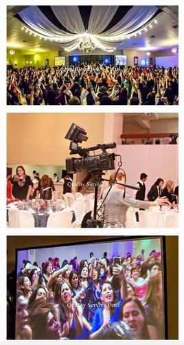 filmación hd foto capacitaciones, bodas, circuito cerrado tv