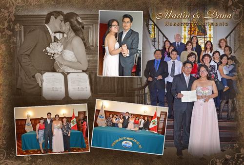 filmación hd, fotos digitales para bodas