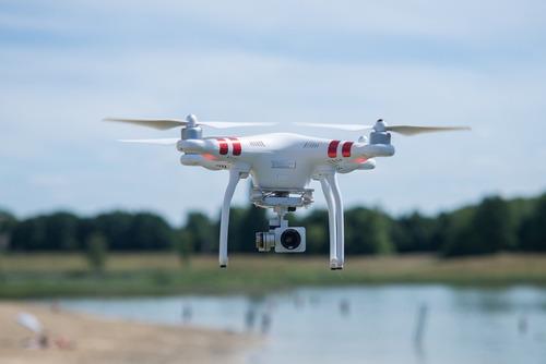 filmación y fotografía aérea con drone