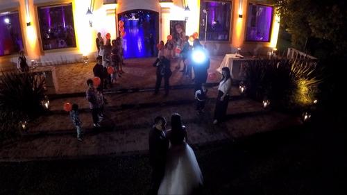 filmacion y fotografia aerea con drone, full hd - 4k -