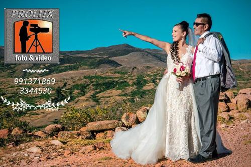 filmación y fotografía  full hd paquete oferta discos + usb