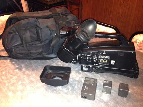 filmadora ag-hmc81e + 2 baterías y bolso