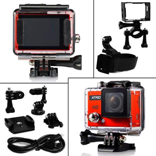 filmadora atrio fullsport cam hd 720p 5mp - dc186